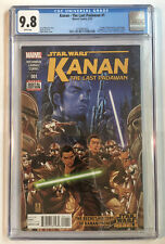 KANAN: THE LAST PADAWAN #1 - CGC 9.8 - 1ST Appearance EZRA, SABINE, and HERA