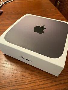 Mac mini 2018 3.2GHz 64GB 2TB 10Gb-e