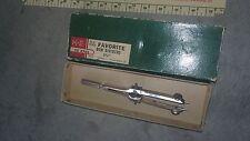 """Vintage Keuffel & Esser K & E Favorite Bow divider 3 3/4"""" vintage 35 2702"""