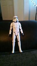 """Star Wars 12"""" tall Talking Storm Tropper Figure"""