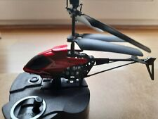 2 x RC Helikopter 2-Kanal Infrarot Fernsteuerung,       Nano Tyrann.