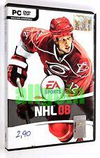 Gioco PC DVD-ROM NHL '08 EA Games 2008 HOCKEY
