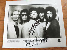Mick Jagger Keith Richards signed photo coa + Proof! Rolling Stones autographed