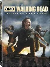 THE WALKING DEAD SEASON 8 DVD BRAND NEW SEALED THE COMPLETE EIGHTH SEASON AMC