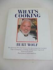 What's Cooking? by Wolf, Burt