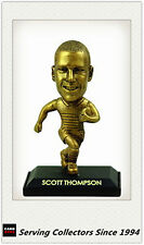 *2009 Select AFL LIMITED EDITION GOLD FIGURINE NO.1 Scott Thompson ( Adelaide)