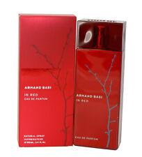 Armand Basi In Red Perfume for Women By Armand Basi Eau De Parfum Spray 3.4 oz