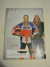 March 2012 American Motorcyclist Magazine, Joining Forces (BD-13)