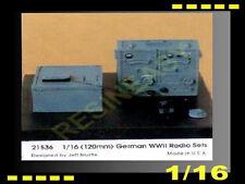 Resin Model kit 1/16(120mm)  Kirin -German WII Radio Sets K21536