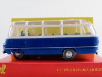 Busch/Espewe 95701 Robur LO 2500 Bus (1961-1964) in blau/weiß 1:87/H0 NEU/OVP
