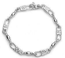 "ACTS Large Fisher of Men Bracelet, 8.00"", 8.75"", 9.37"""
