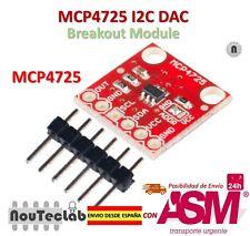 MCP4725 I2C DAC Breakout Module Development Board CJMCU-MCP4725