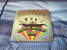 """the beatles magical mystery tour 7"""" ep. solid centre parlophone mmt-1 n/m"""
