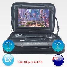"OZ 9.8"" 9.5"" Portable DVD Player Carry Bag Case Storage for Car Headrest Mount"