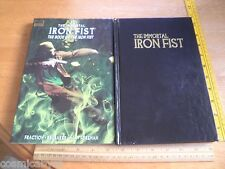 The Immortal Iron Fist 3 Premiere Edition HBDJ TPB Fraction hardcover
