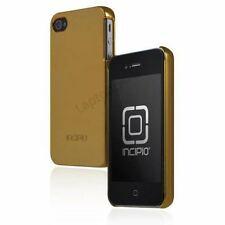 100% Genuine Incipio Feather Ultra Shine Case For iPhone 4s 4 Gold