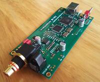 HIFI Amanero Italy daughter card to I2S coaxial upgrade xmos decoder DAC