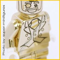Lego Mr Gold Minifigures series 10 ( lego custom)