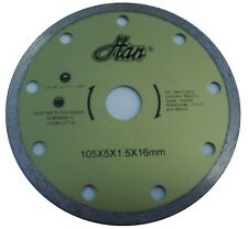 Disque Diamant Carrelette électrique,Diamètre 105 mm,alésage 16mm,,carrelage ...