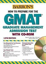 How to Prepare for the GMAT by Stephen Hilbert Ph.D. and Eugene D. Jaffe MBA phd