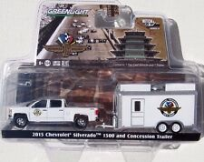 HITCH & TOW SERIES 6 2015 CHEVROLET SILVERADO 1500 and CONCESSION TRAILER