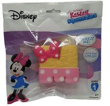 Disney Minnie Mouse Krispy Treat Kawaii Squeezies Series 1 Super Soft Slow Rise
