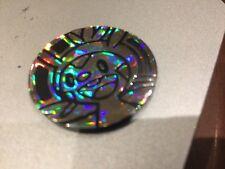 Pokemon TCG Chespin Crystal Coin RARE