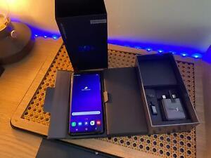 Samsung Galaxy S9+ (Plus)  64GB Black (Unlocked) Excellent condition!! ✅