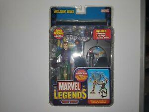 Marvel Legends ToyBiz Green Goblin variant Onslaught series