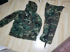 Military Field Jacket and Liner, Tactical M65 Coat Uniform Army Camo and Pants