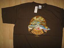 Norwegian Cruise Lines Tee - NCL Baltic Crossing Ocean Liner Ship NEW T Shirt XL