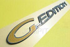 *SPECIAL RARE* TRD Japan G-Edition MR2 MRS Emblem 1999-2005