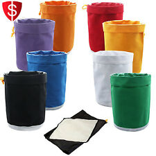 8 Piece 1 Gallon Herbal Ice Bubble Hash Bag Essense Extractor Kit Filtration Set