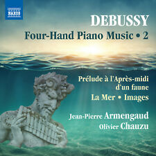 Claude Debussy: Four-Hand Piano Music, Vol. 2, New Music