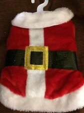 Dog Sant Outfit Dog Christmas Jumper