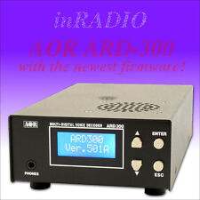 AOR ARD300 DIGITAL DECODER ARD-300 FOR AR8600 D-STAR NXDN DMR P25 C4FM APCO CR