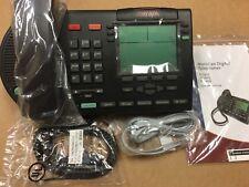AVAYA M3904 TELEPHONE CHARCOAL-NTMN34GE70E6 REFURBISHED
