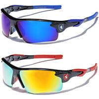 Polarized Sport Men Cycling Baseball Golf Ski Sunglasses Mirror Lens Glasses