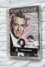 Penny Serenade (DVD, 1999, Starring: Cary Grant and Irene Dunne, Free postage)