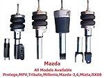 FBX-R-MAZ-21 1993-1997 Mazda 626  Chronos Rear Air Suspension ride kit