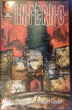 Inferno #1 NM- 1st Print Free UK P&P Caliber Comics Mike Carey