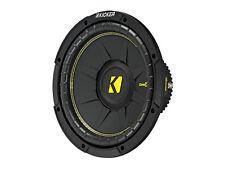"""Kicker CompC 10"""" Single Voice Coil Subwoofer - 4 Ohm 300W RMS"""