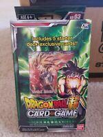 Dragon Ball Super Card Game The Dark Invasion Starter Deck SD03 NEW & SEALED