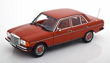 1:18 Norev Mercedes 200 W123 Saloon 1980-1985 dark-orange