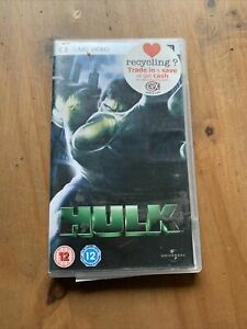 Hulk [UMD Mini for PSP], Good DVD, Regina McKee Redwing,Michael Papajohn,John Pr