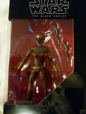 Hasbro Star Wars The Black Series Zorii Bliss Toy 6-inch Scale Star Wars: The R?