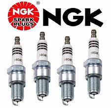 NEW Set of 4 Spark Plugs NGK Iridium Resistor Fits Hyundai Sonata Pontiac 3903