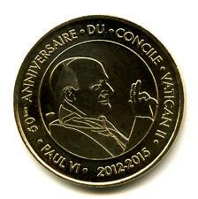 65 LOURDES 50 ans du Concile Vatican II, Monnaie de Paris