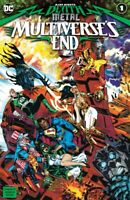 Dark Nights Death Metal Multiverse's End #1 Main Cover NM