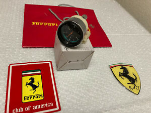 Ferrari 208 308 GT/4 GTB GTS Quartz Clock Used  Part.